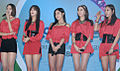 Nine Muses at Coex Center, Seoul, November 2013.jpg
