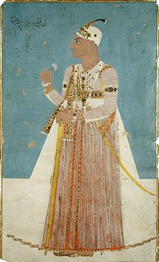 Nizam Ali Khan, Asaf Jah II, Nizam of Hyderabad.jpg