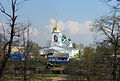 Nizhny Novgorod. Church in Gnilitsy, Avtozavodsky district.jpg