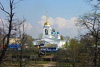 Nizhny Novgorod. Church in Gnilitsy, Avtozavodsky district.jpg