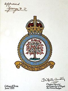Heraldic badges of the Royal Air Force