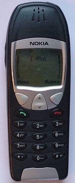 Nokia 6210 - Wikipedia, the free encyclopedia
