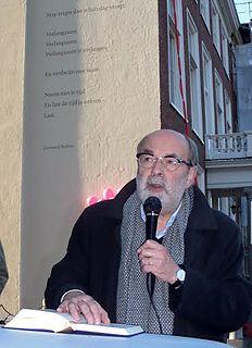 Leonard Nolens Belgian writer