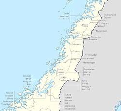 kart nordlandsbanen Bodø stasjon – Wikipedia kart nordlandsbanen