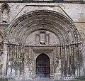 Norman West Door, St Peter's, Dunstable - geograph.org.uk - 1760647.jpg