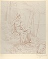 Normandy (La Normandie - Seated Figure) MET DP838010.jpg