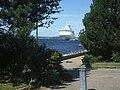 Norwegian Majesty in Sydney, Nova Scotia, Canada in 2006.jpg