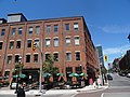 Note heritage buildings while looking north from the intersection of Lower Church and The Esplanade, 2015 08 02 (5).JPG - panoramio.jpg