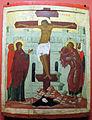 Novgorod, crocifissione, XVI sec..JPG