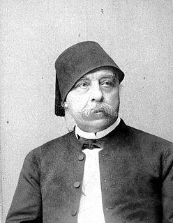 Nubar Pasha Egyptian politician