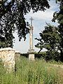 Nucourt (95), calvaire près du château d'eau sur la RD 174 1.jpg