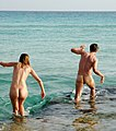 Nudists at Formentera beach 0240.jpg