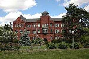 Nebraska Wesleyan University cover