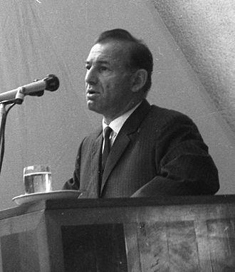 Hungarian Socialist Party - Image: Nyers Rezső 1970