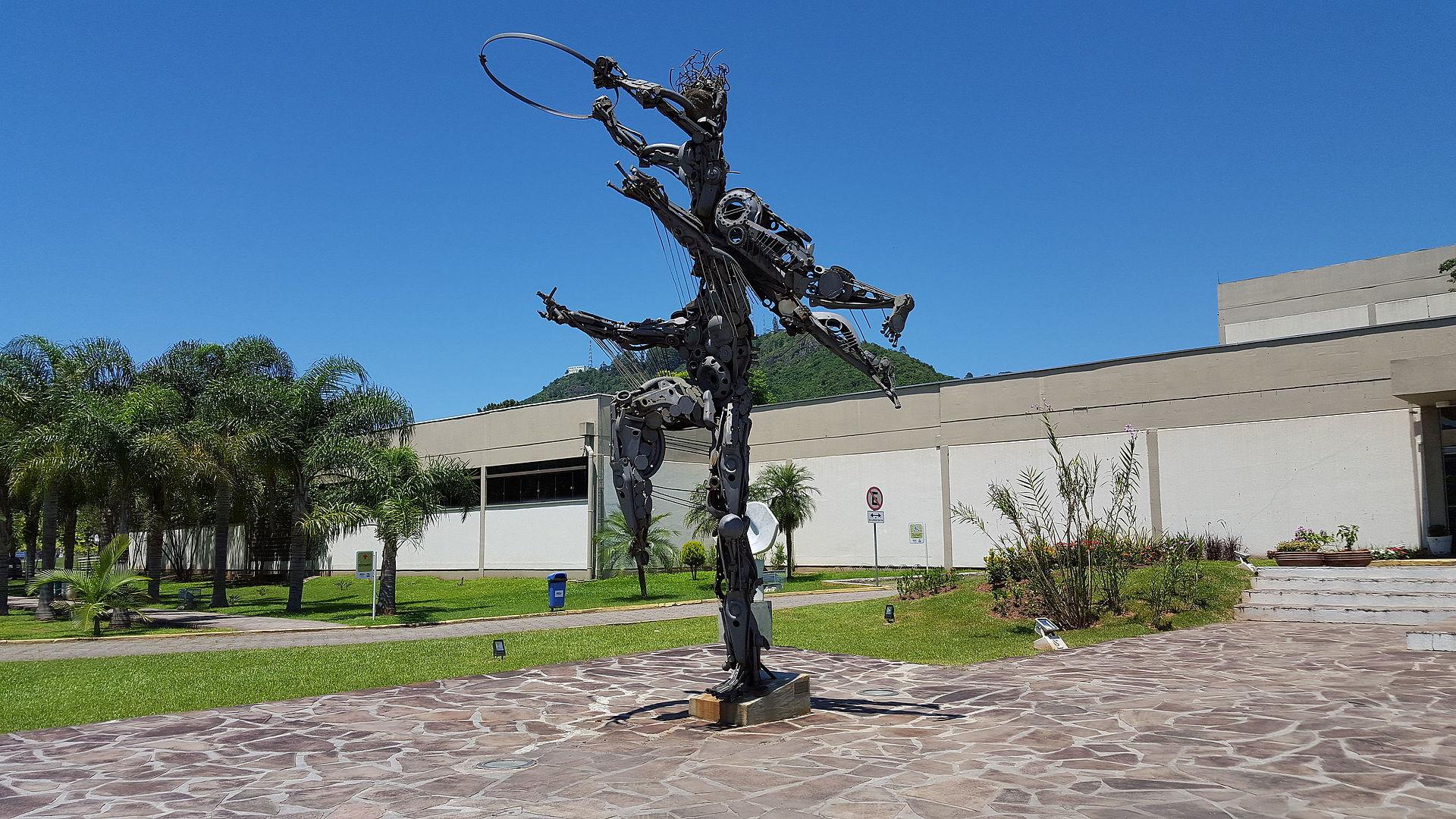cic - centro integrado de cultura em florianópolis