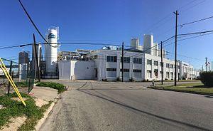Dean Foods - Oak Farms factory, East Downtown, Houston
