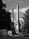 Obelisks, South Side Cemetery, 2020-07-14, 03.jpg