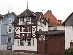 Obergasse in Linden