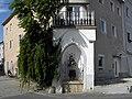 Oberottensheim - Donaulände 1 - Bodingbauer- Schifferwirtshaus mit Nepomukkapelle.jpg