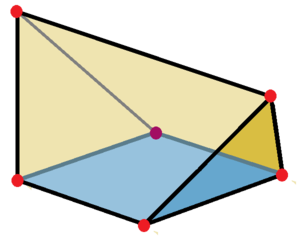 Wedge (geometry) - Image: Obtuse wedge