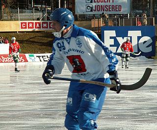 Sergey Obukhov Russian bandy player