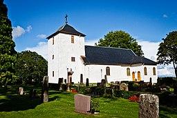 Ødeborgs kirke