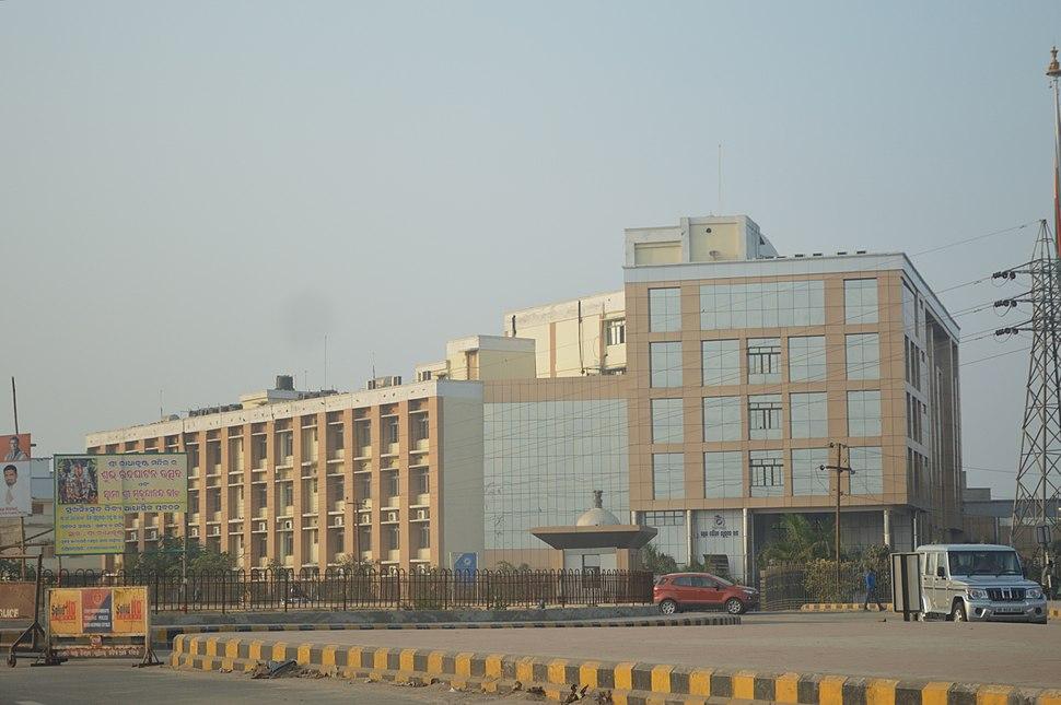 Odisha Judicial Academy - Sector 1 - CDA - Cuttack 2018-01-26 0227