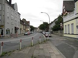 Oelder Straße in Beckum