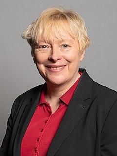Angela Eagle British Labour politician