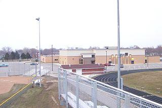 Okoboji High School Public secondary school in Milford, Iowa, United States