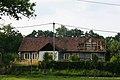 Old cottage in Bienczyce, 4 Fatimska street, Nowa Huta, Krakow, Poland.jpg