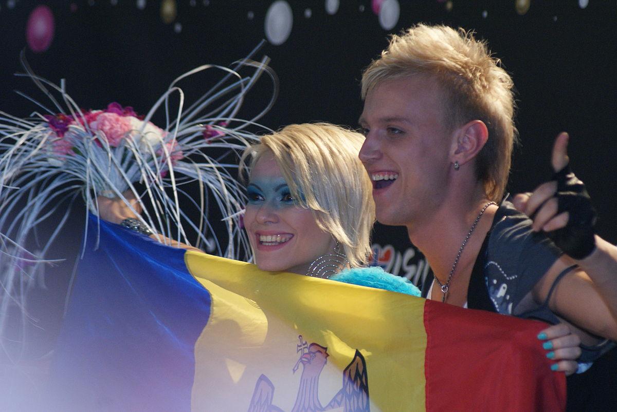 Евровидение 2010 сексофон