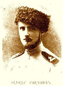 Oliver Baldwin Armenian officer.jpg