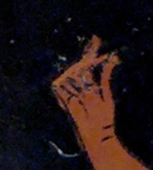 Finger snapping - Image: Olpe Pan maenad BM F381 (manum)