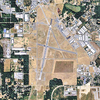 Olympia Regional Airport airport in Washington, United States of America