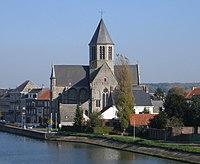 Church of Our Lady of Pamele, Oudenaarde, Belgium