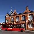 Optare Solo MX58 AAN Thame TownHall right.jpg