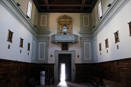 Oratorio di San Niccolò (Vernio), interno 06.jpg
