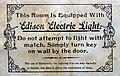 Original 1892 electric lights instructions sign.jpg