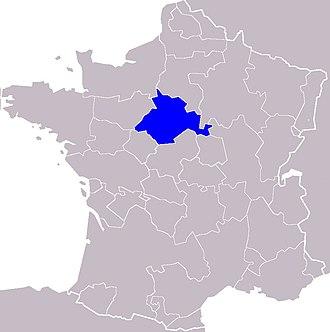 Orléanais - Image: Orléanais