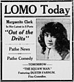 Out of the Drifts 1916 newspaper ad.jpg