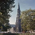 Overzicht, kerktoren, zuidwestgevel - Arnhem - 20371129 - RCE.jpg