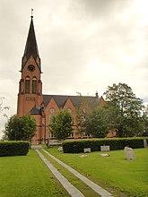 Fil:Ovikens nya kyrka8.jpg