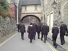 University of London: Academic Dress