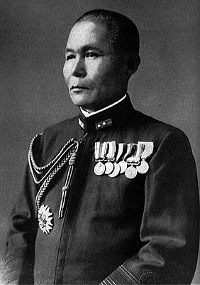 Jisaburō Ozawa Japanese admiral