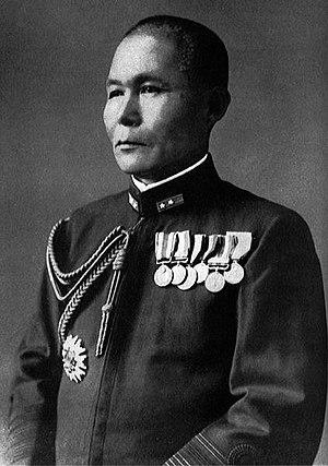 Jisaburō Ozawa - Japanese Admiral Jisaburō Ozawa
