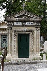 Tomb of Aubert and Lemercier