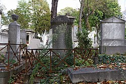 Tomb of Germain Garnier