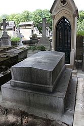 Tomb of Jules Édouard Nicaise (1838-1896)