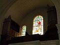 Périgueux église St Martin tribune (1).JPG